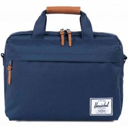Herschel Clark Unisex Laptop-Tasche dunkelblau (navy)