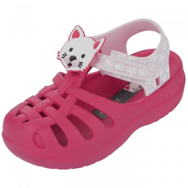 Ipanema Summer Baby Mädchen Badesandale pink/rosa (pink)