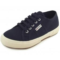 Superga 2750 Junior Cotu Classic Kinder Sneaker dunkelblau (navy)