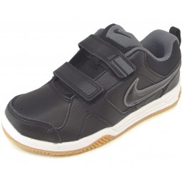 Nike Lykin 11 Kinder Trainingsschuh schwarz (black/white)