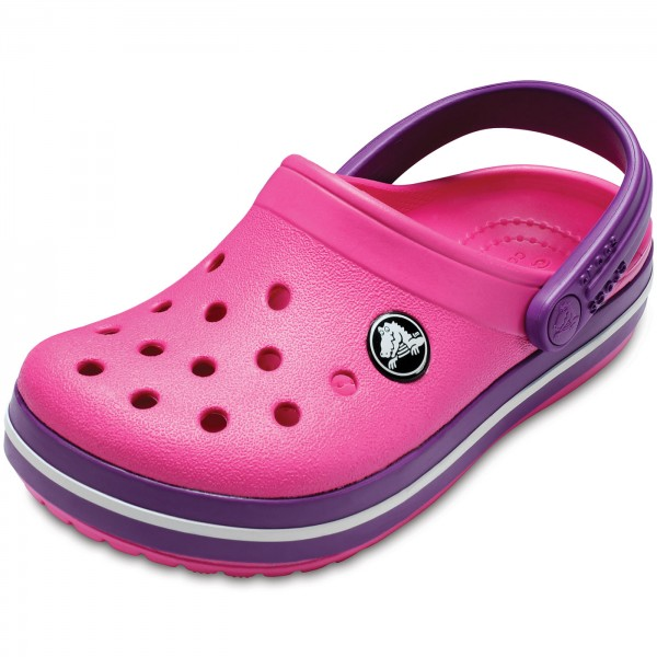 Crocband Kids Freizeitschuhe lila/pink 5woK2oPF