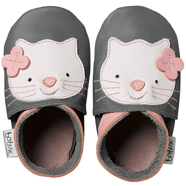Bobux Grey Kitten grau