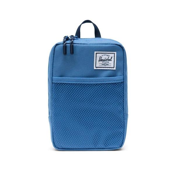 Herschel Sinclair Crossbody Large Unisex Umhänge-Tasche blau (riverside/peacoat)