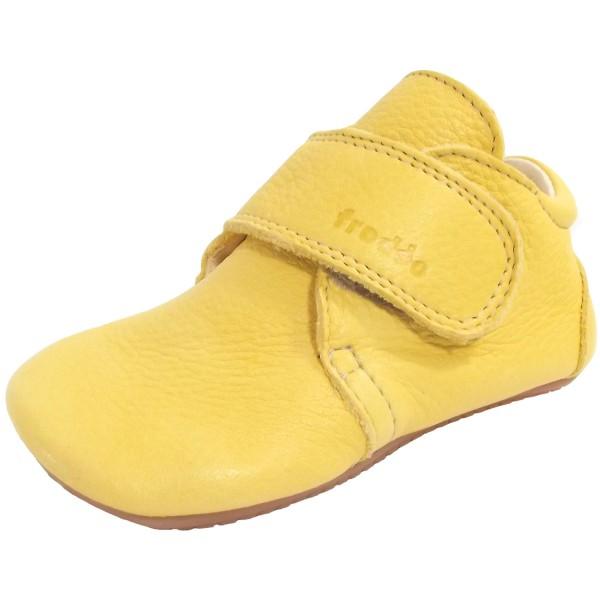 Froddo Prewalkers G1130005 Baby Erste Schuhe gelb (yellow)