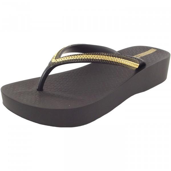 Womens Mesh III Plat Fem Platform Sandals, Beige (Beige/Beige) Ipanema