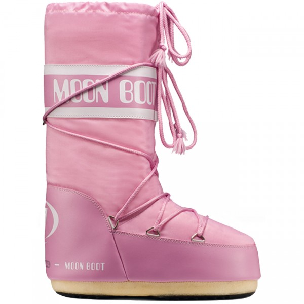 Moon Boot by Tecnica Nylon Unisex Moonboots rosa (pink)