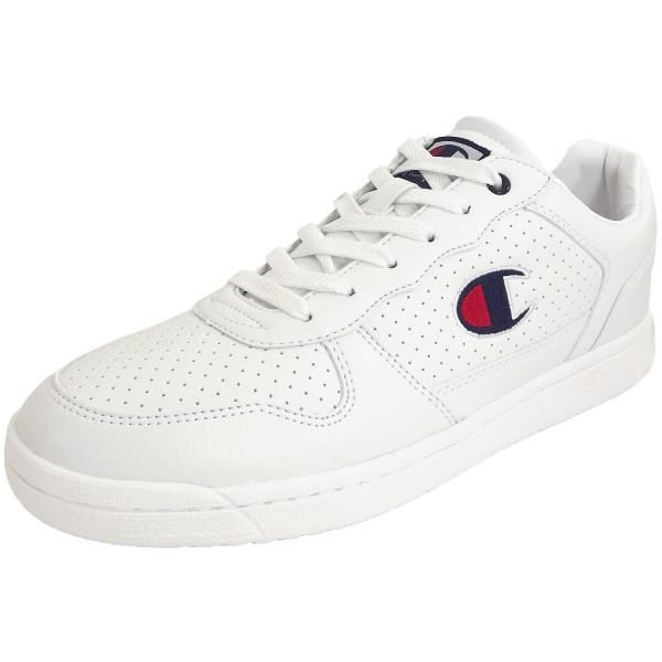 Champion Chicago Men Low Herren Vintage Sneaker weiß (wht)