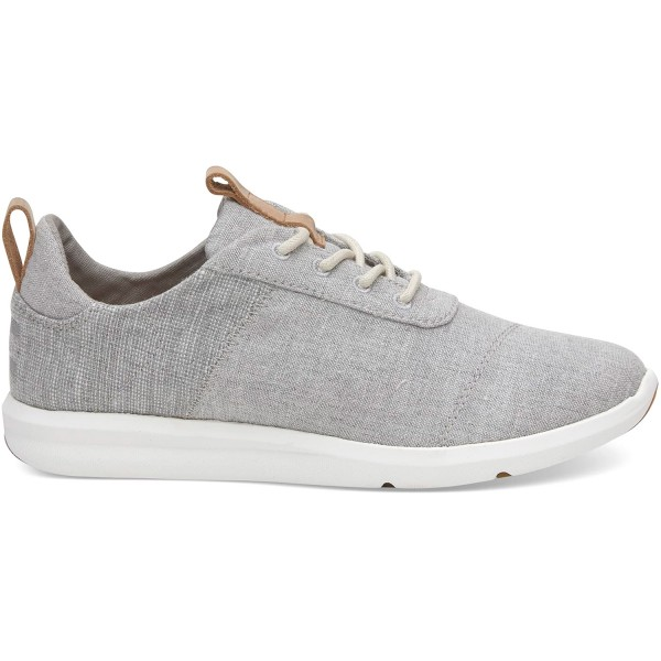 Toms Cabrillo Chambray Mix Damen Sneakers grau (drizzle grey)