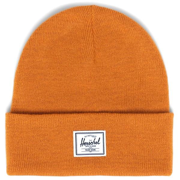 Herschel Elmer Beanie Unisex Mütze Orange (Desert Sun)