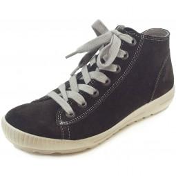 Superfit Siena Sneaker anthrazit-schwarz