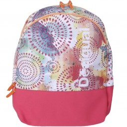Desigual Backpack Run Damen Rucksack orange/pink