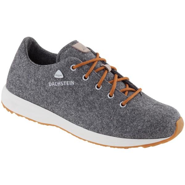 Dachstein Dach-Steiner Wmn Damen Loden-Sneaker grau (grey)