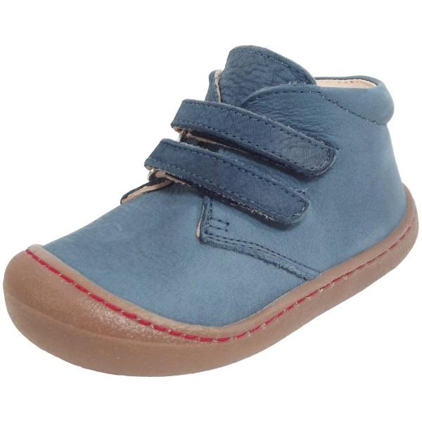 Pololo Nino Kleinkinder Lauflernschuhe blau (tobago)