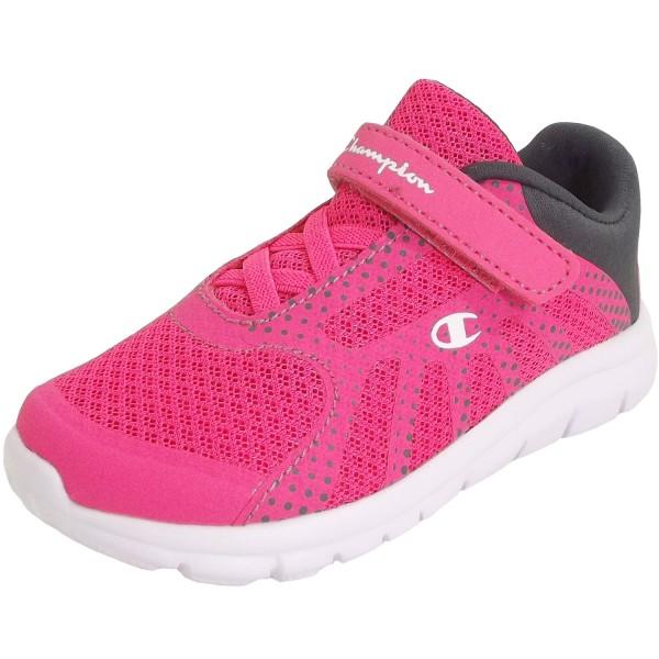 Champion Alpha Mädchen Sneaker pink (pip)