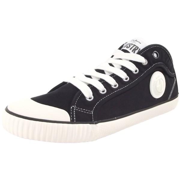 Pepe Jeans Industry Classic Herren Sneakers schwarz (black)