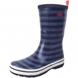 Helly Hansen Midsund 2 Graphic W Damen Gummistiefel dunkelblau (night blue/evening blue)