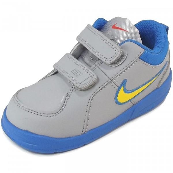 2cc0ee7bf Nike Pico 4 Toddlers Kleinkinder Trainingsschuh grau (wlfgry tryllw)