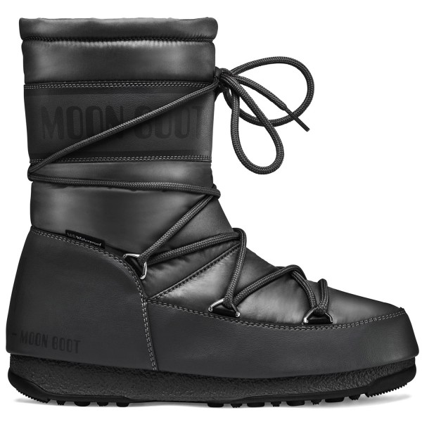 Moon Boot Mid Nylon WP Damen Winterstiefel schwarz (black)