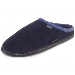 Giesswein Dannheim Unisex Pantoffeln nachtblau