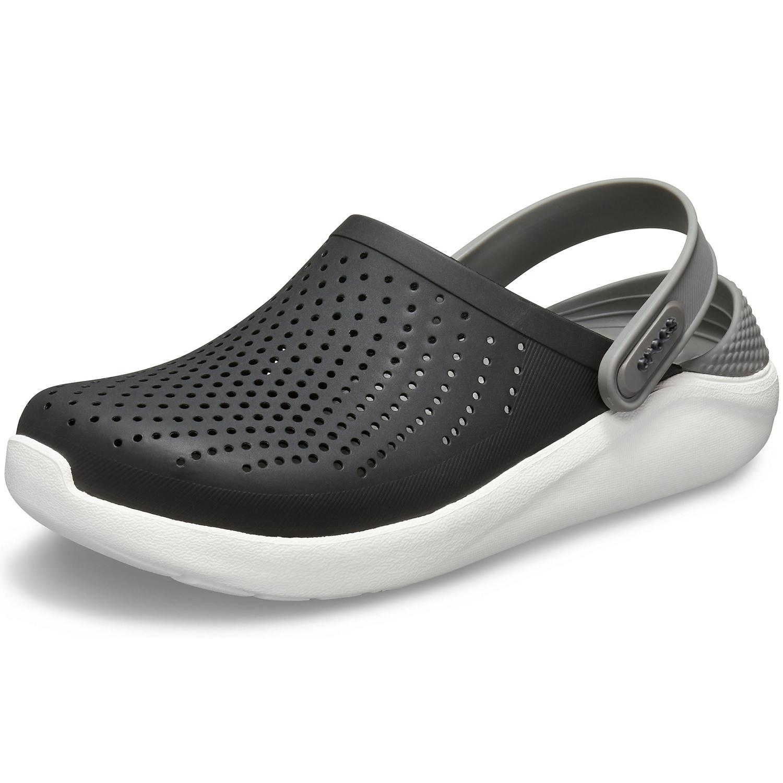 Crocs Literide Unisex Soft Clog black