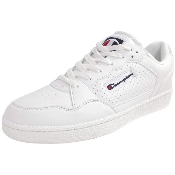Champion Cleveland Men Low Herren Vintage Sneaker weiß (wht)