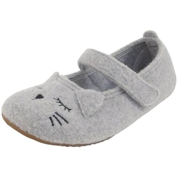Living Kitzbühel 3624 Girl Indoor Slippers light grey (hellgrau)