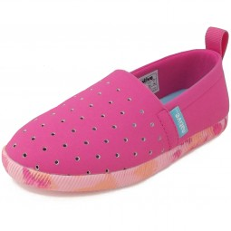 Native Shoes Venice Child Mädchen Slipper pink (hollywood pink/marbled)