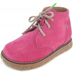 Froddo G2130070 Mädchen Schnürschuhe pink (fuchsia)