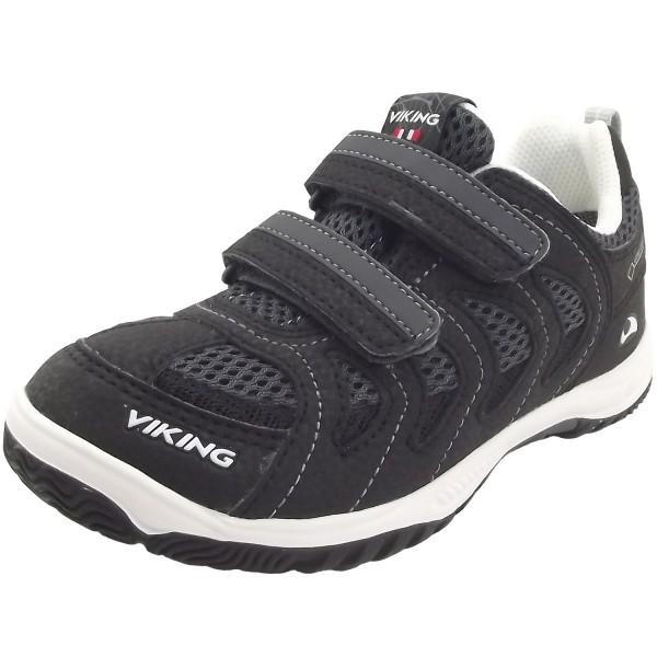 Viking Gore-Tex Cascade II GTX Kinder Outdoor-Schuhe schwarz/grau (black/grey)