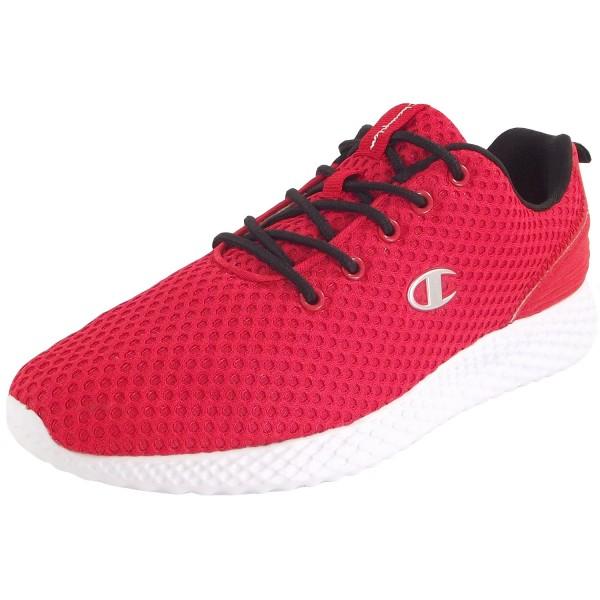 Champion Sprint Men Herren Komfort-Sneaker Rot