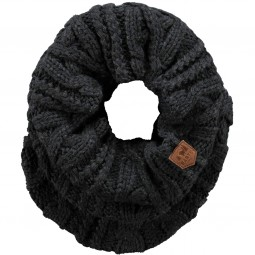 Barts Robian Col Men Winter Neckwear black