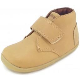 Bobux Step Up Odyssey Boot Kleinkinder Lauflern-Schuhe lehm (clay)