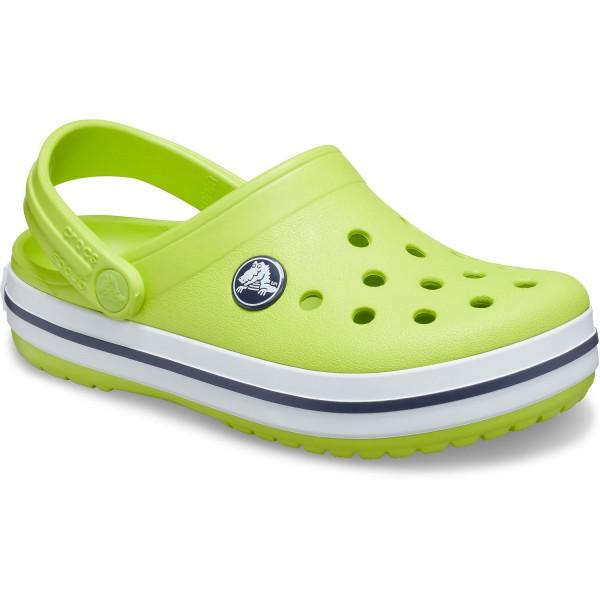 Crocs Crocband Kids Kinder Clogs Lime Punch