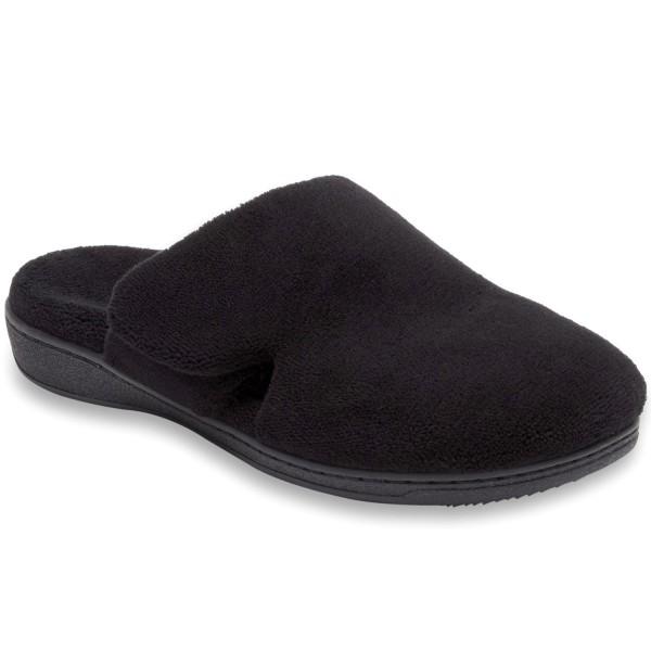 Vionic Gemma Damen Stabilitäts-Pantoffel schwarz (black)