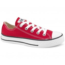 Converse All Star Ox Kids Kinder Sneaker rot (red)