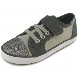 Keds Rally Kids Mädchen Sneaker hellgrau/grau (grey)