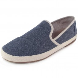 Toms Sabado Chambray Mn Herren Slippers hellblau (light blue)