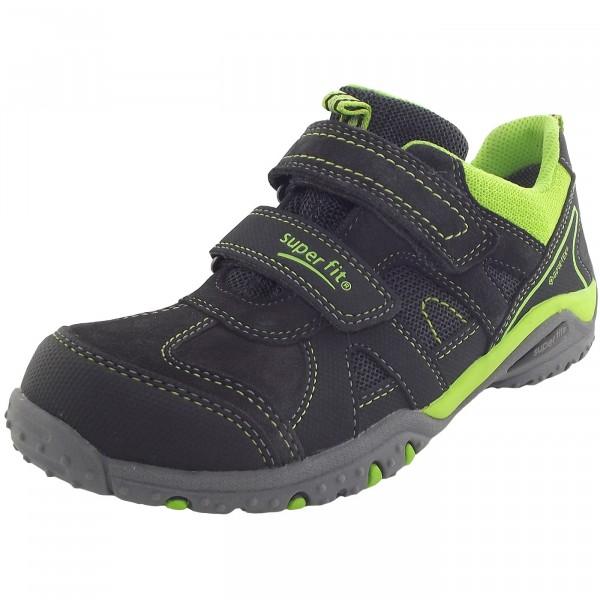 Superfit Gore-Tex Sport4 Kinder Sportschuhe dunkelgrau/grün