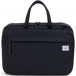 Herschel Sandford Unisex Laptop-Tasche schwarz (black)