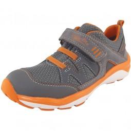 Superfit Gore-Tex Sport5 Kinder Sportschuhe grau/orange (smoke kombi)