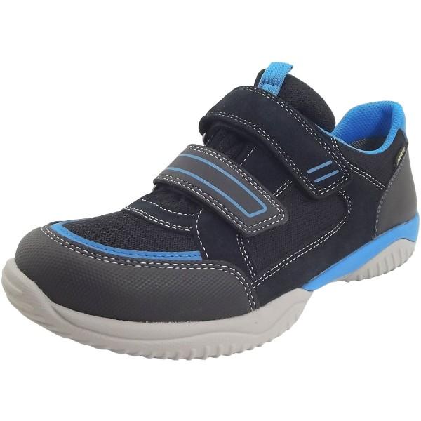 Superfit Gore Tex Storm Kinder Sportschuhe schwarzblau