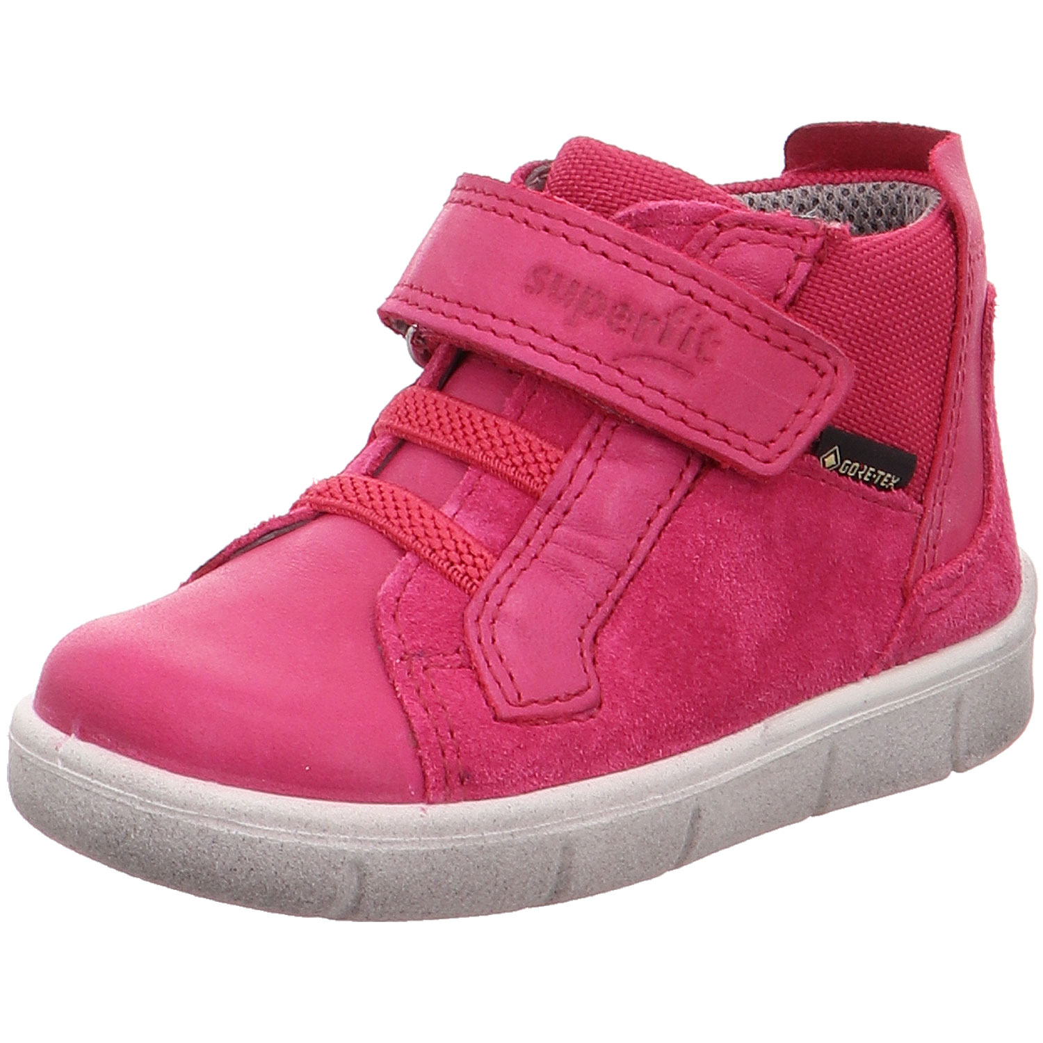 Normalmente Contar abajo  Superfit Gore-Tex Ulli Girl First Walker Shoes pink (rosa) | Loafers &  Velcro Shoes | Kids | Flux Online