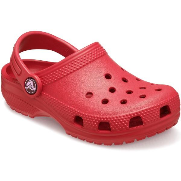Crocs Classic Kids Kinder Clogs Rot (Pepper)