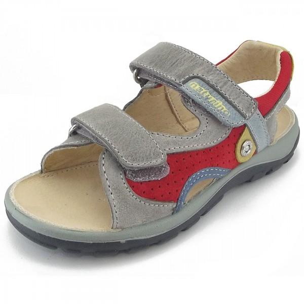 Naturino 5612 Sandale grau/mehrfarbig