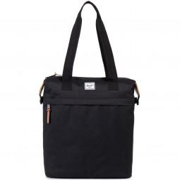 Herschel Collins Tote Damen Weekend Tasche schwarz (black)
