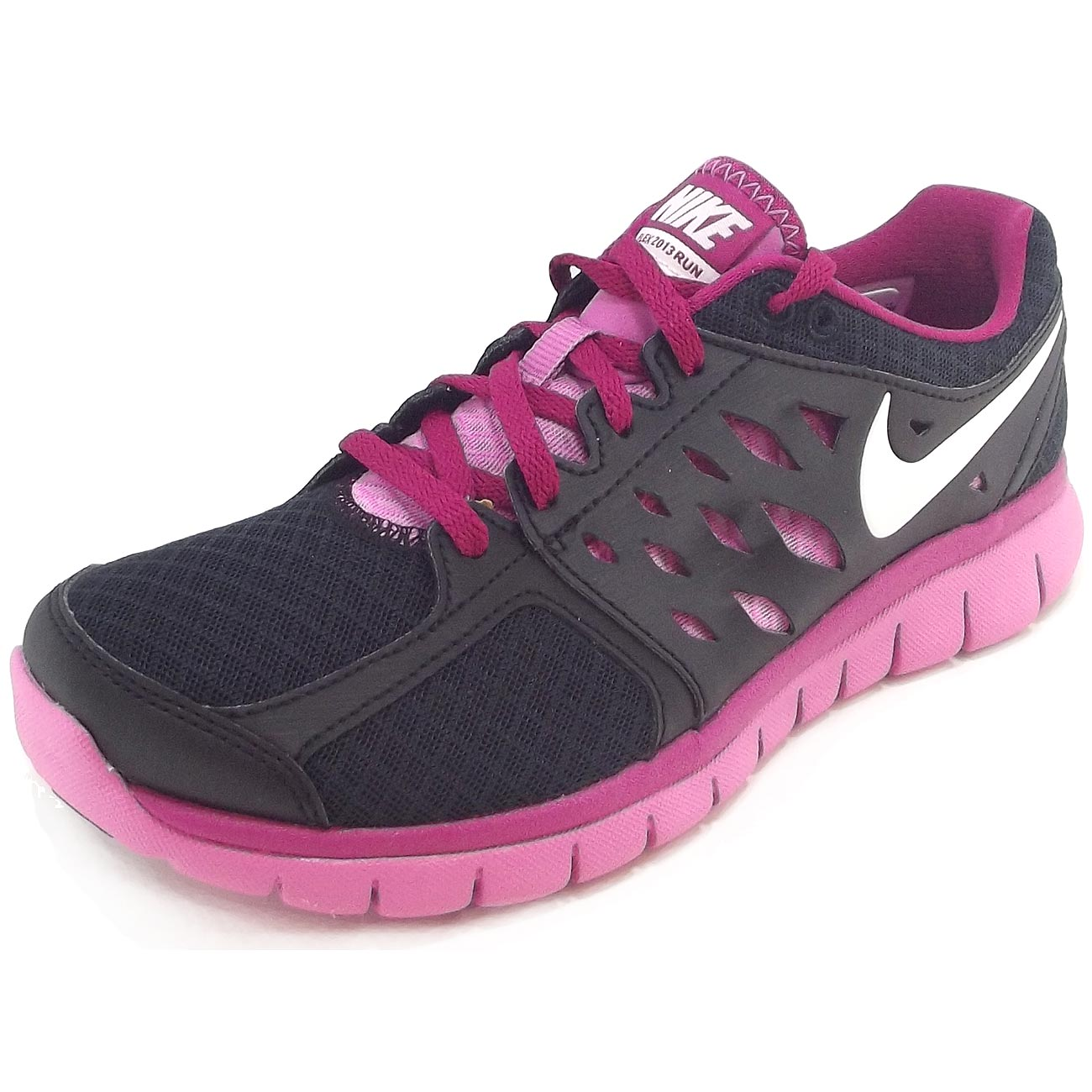 official new appearance watch Nike Flex 2013 Run Women Womens Running Shoes black/violet