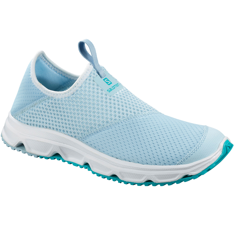 more photos 94ae7 e7fa7 Salomon RX Moc 4.0 W Women Recovery Shoes cashmere blue/illusion blue