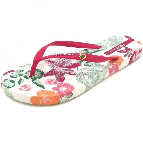 b1334331b Ipanema Paraiso Fem Women Flip-flops white pink