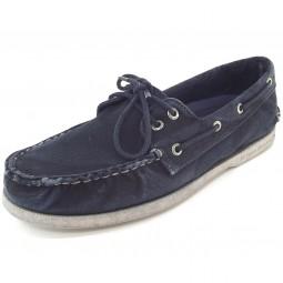 Sperry Authentic Original Color Wash Herren Bootsschuhe dunkelblau (navy)