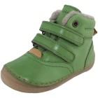 Froddo Lammfell G2110058 Kleinkinder Winterstiefel grün (green)